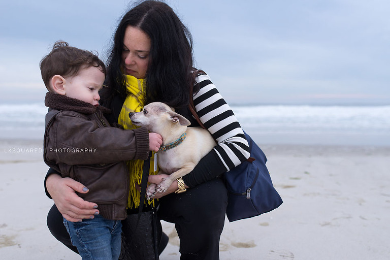 family photography on long beach ny